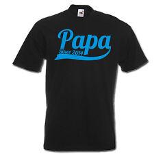 Papa desde cualquier año Papá Nuevo Papá Padre Hombre Camiseta Papá Padres Día Idea de Regalo