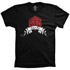 Dungeons and Dragons shirts funny critical fail tshirts critical strikes mmo rpg