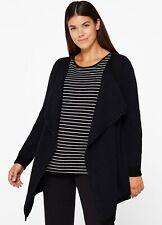Esprit - Open Textured Knit Maternity Pregnancy Work Winter Cardigan