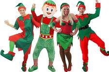 Choisissez Elf Costume Unisexe Elfes Déguisement Noël Noël Helper Costume
