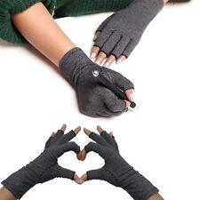 Fingerlose Handschuhe Strick Handschuhe ohne Finger Winterhandschuhe Fingerfrei