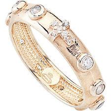 anello gioielli Amen rosario ROSARIUM ZIRCONI ANELLI ARORB RING UNISEX ROSè