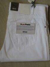 BRAX Jeans Stretchjeans Cadiz weiß super leichte Sommerqualität  NEU