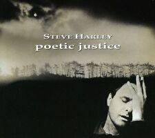 STEVE HARLEY - Poetic Justice [CD, Repertoire REP 5188]