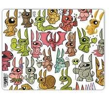 Various Joe Ledbetter JLed Devilrobots TO-FU Oyako Mouse Pad Mats Big Selection