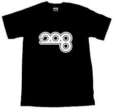 Radio Luxembourg Logo T-SHIRT ALL SIZES # Black