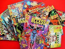 Aussuchen aus: DC gegen Marvel / DC Crossover Nr. 1 - 38 * Z: 1/ 1-2  *gebraucht