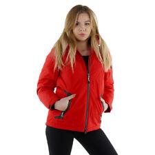 Jacken, Mäntel & Westen Slazenger Water Resistant Navy Jacket Ladies Uk16 xl Kleidung & Accessoires