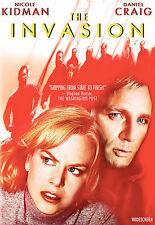 NEW DVD - The Invasion - Nicole Kidman, Daniel Craig, Jeremy Northam, Jackson Bo