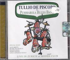 """TULLIO DE PISCOPO - CD FUORI CATALOGO CELOPHANATO"""" LIVE IN ZURICH at MOODS CLUB"""""""