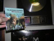 Jimi Hendrix Promo Cd Bbc Sessions Sampler 1998 Sealed