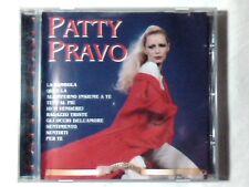 PATTY PRAVO Omonimo Same S/t 1998 cd PRIMO PIANO LUCIO BATTISTI MANGO SONNY BONO