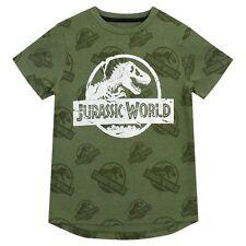Jurassic World T-Shirt I Boys Jurassic World Tee I Kids Jurassic World Top