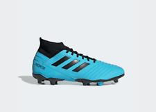 Football Shoes Adidas Predator 19.3 Fg Black Blue F35593 Blue New Original