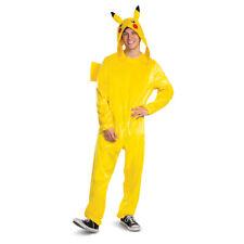 Adult Pikachu Deluxe Pokemon One Piece Costume