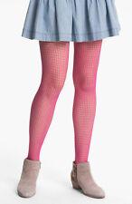 HUE U13509 Gypsy Rose Pink Box Net Tights - MSRP $13.50