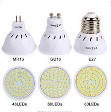 Led Spotlight 220V 230V Led Lamp Bulb E27 GU10 MR16 High Bright Light Home Lamps