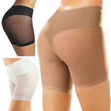 Mutandine contenitive pantaloncino riduce 1 taglia pancia piatta velate BE-8117