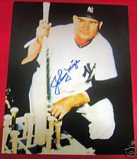 Johnny Mize signed photo-b