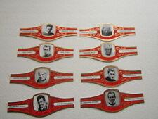 Florida ~ Cyclists Red Single Cigar Band 70x25mm Variants (413)