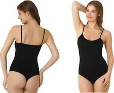 Body donna C&C a spalla stretta in morbida microfibra a perizoma art Divina