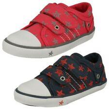 enfants garçons / filles STARTRITE décontracté toile velcro fermeture Chaussures