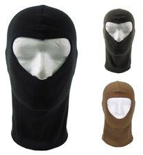 BALACLAVA 1-Loch Motorrrad Sturmhaube Sturmmaske Baumwolle dünn Kopfhaube Maske