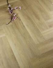 LVT Luxury Vinyl Click Flooring tiles   Herringbone 15 Year Warranty Waterproof