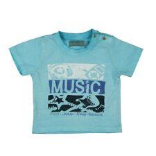 Camiseta de bebé Music Turquesa Para Chicos von boboli talla 62 68 74 80 86 92