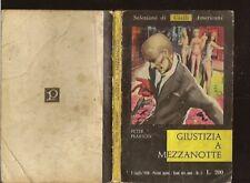 SELEZIONE GIALLI  AMERICANI-PETER PEARSON-LUGLIO 1956 -SL19