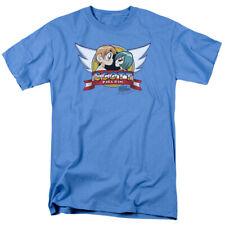 Scott Pilgrim Sonic Scott Cartoon Logo Licensed Adult Shirt S-3XL