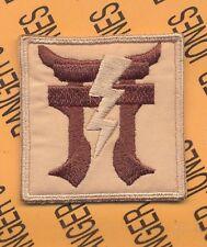 SIGNAL 187 Inf 3 Bde 101st Airborne HCI Helmet patch C