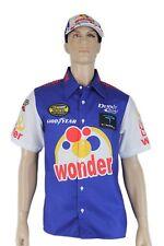 Ricky Bobby Nascar Shirt Talladega Nights Crew + #26 Wonder Bread Cap hat