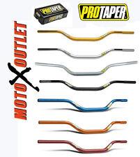 "PRO TAPER MX CONTOUR HANDLEBARS 1 1/8"" ATV PROTAPER HANDLE BARS CR KX YZ RM"