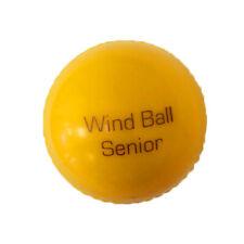 New Cricket Windball Indoor Coaching Skills Training Practice Wind Soft Ball