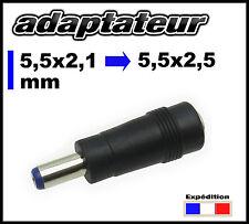 886-21# adaptateur alimentation  5,5 x 2,1 transforme en 5,5 x 2,5mm