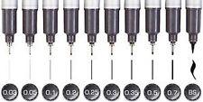 Copic Multi FODERA SP-Nero Disegno penna corpo in metallo-tutte le larghezze di linea disponibile