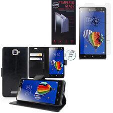 Etui Coque Pour Lenovo S856 Téléphone portable Portefeuille +