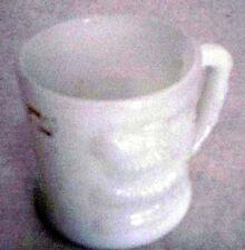 Milk Glass Mug of Grog from Bc Comic Strip- Johnny Hart