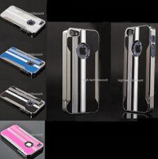 Housse etui coque aluminium pour Apple iPhone 5 5S 5G + film ecran