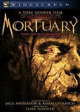 Mortuary (DVD, 2006) Denise Crosby, Dan Byrd          VG