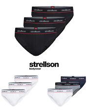 Strellson Bodywear 3er Pack Cotton Stretch Slip 3Pack, S-XXL - Farbenauswahl