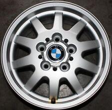 """CERCHIO IN LEGA 15"""" BMW SERIE 3 e36  ORIGINALE 36111182607"""