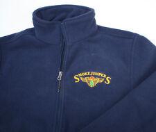 Stylish SMOKEJUMPERS fleece jacket - wildland firefighting