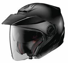 Nolan N40-5 Solid Open Face Helmet Flat Black