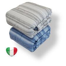 Trapunta Caldo Piumone Invernale Tessuto 100% cotone Made In Italy Good Year