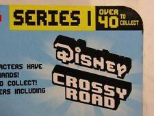 Disney Crossy Road *Series 1* 3+1 pack includes blind MYSTERY FIGURINE
