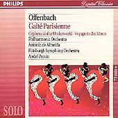 Offenbach:Gaite Parisienne Orpheus in the Underworld;Voyage to the Moon(CD 1994)