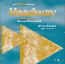 Oxford NEW HEADWAY Pre-Intermediate THIRD EDITION Student's Workbook CD @NEW@