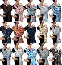 Tragetuch Extra lang -  XL  6m Babytragetuch Babytrage Bauchtrage 100% Baumwolle